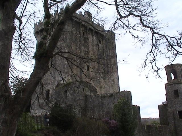 Blarney Castle in the Republic