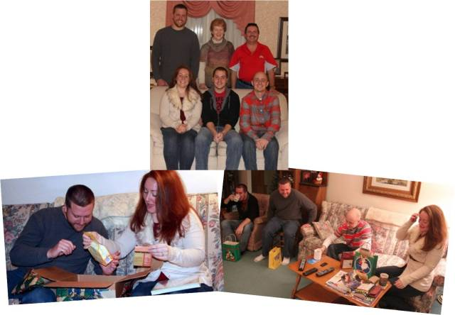Bing Family Christmas 2012
