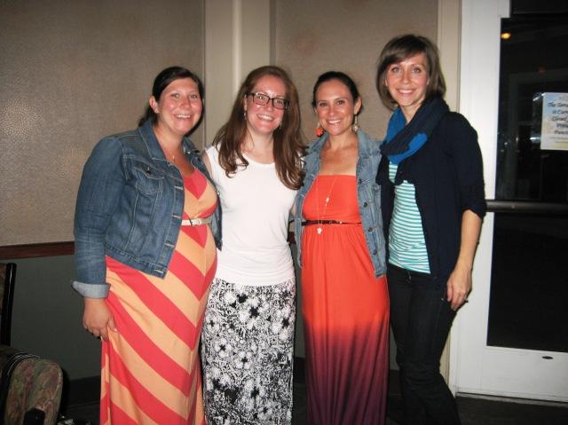 The Landau girls