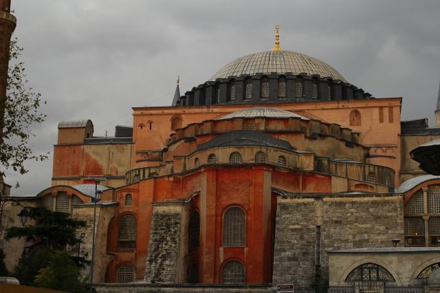 Ancient Hagia Sophia