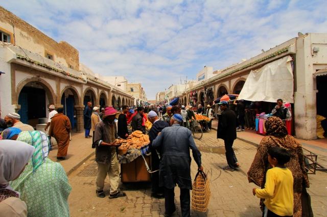 Sook in Essaouira