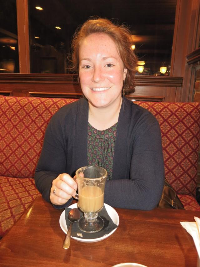 Who doesn't like an Irish Coffee nightcap?
