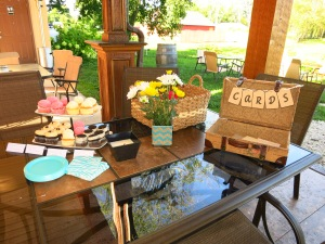 Wedding Shower at Barrell Run