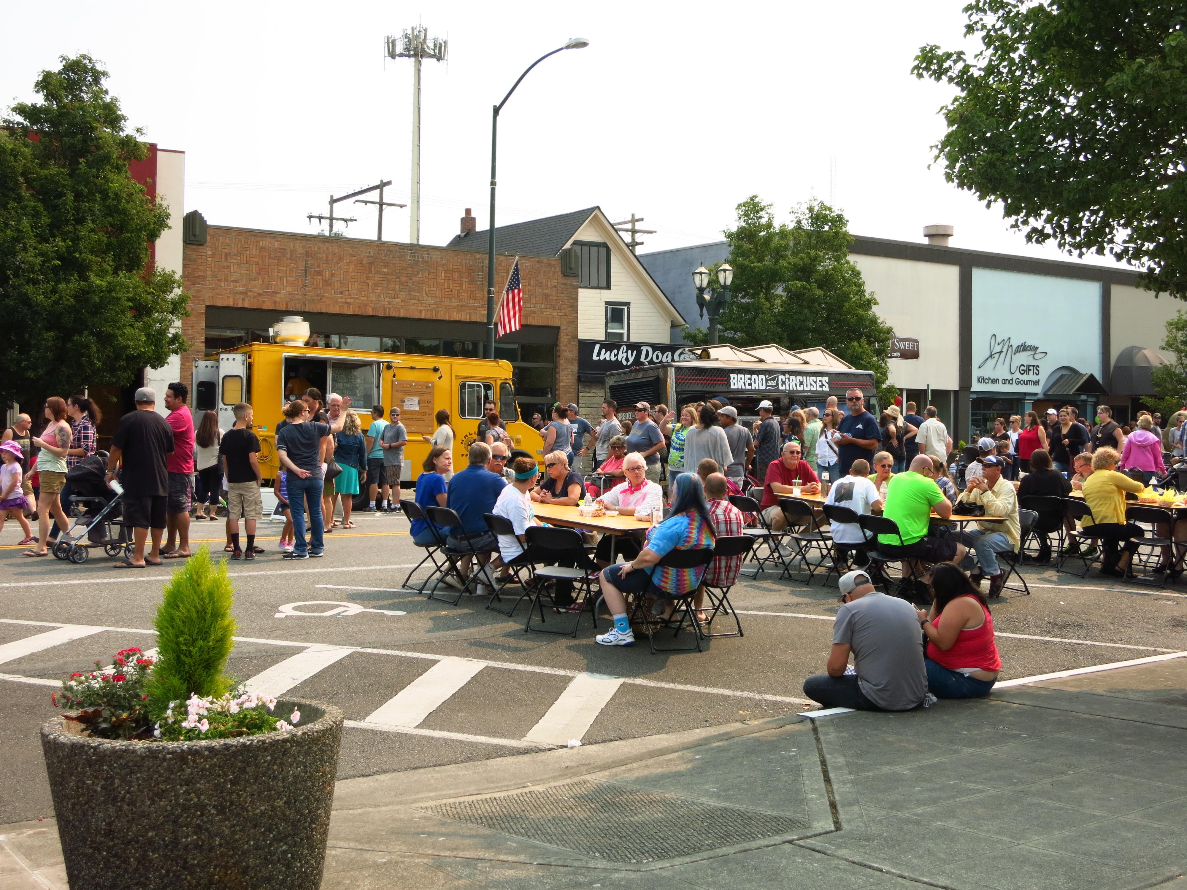 Everett Food Truck Festival